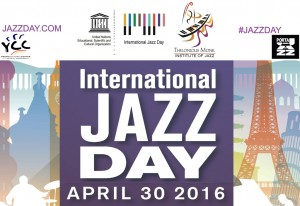 POSTER JAZZ DAY