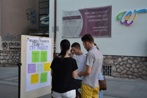Installation on youth migration (14)